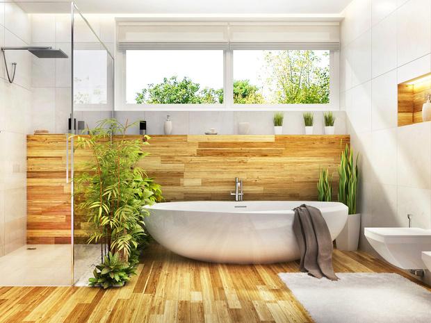 Фото №2 - 7 простых приемов, которые превратят вашу ванную комнату в спа