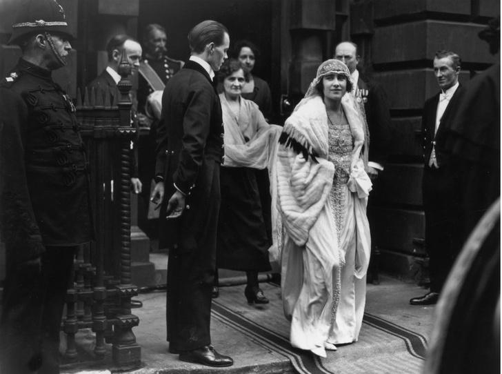 Фото №3 - Принц Берти и леди Елизавета: какой была свадьба родителей Королевы