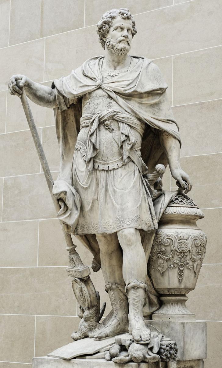 Фото №2 - 2280 лет назад… состоялись первые бои гладиаторов