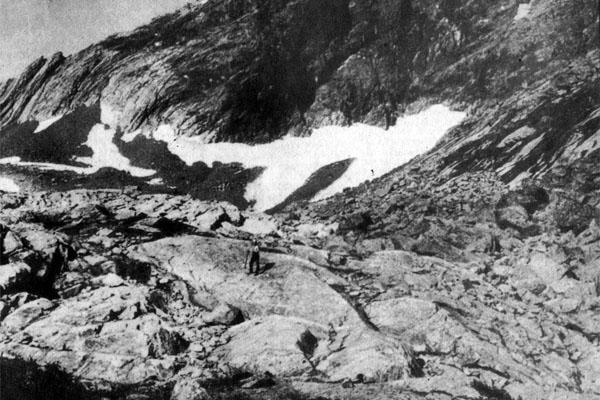 Фото №1 - Ледники, которых не должно было быть