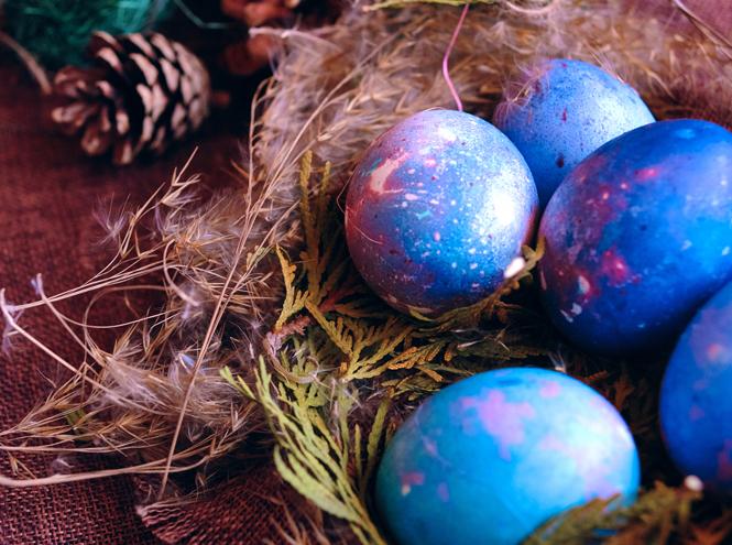 Фото №4 - 9 способов покрасить яйца на Пасху (и какой цвет нельзя использовать)