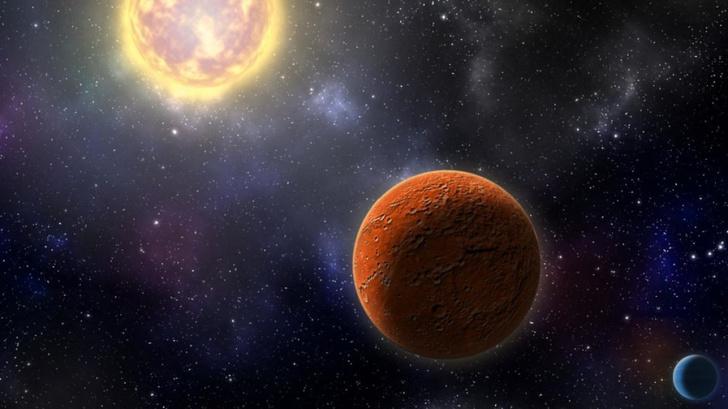 Фото №1 - Открыта экзопланета размером с Землю
