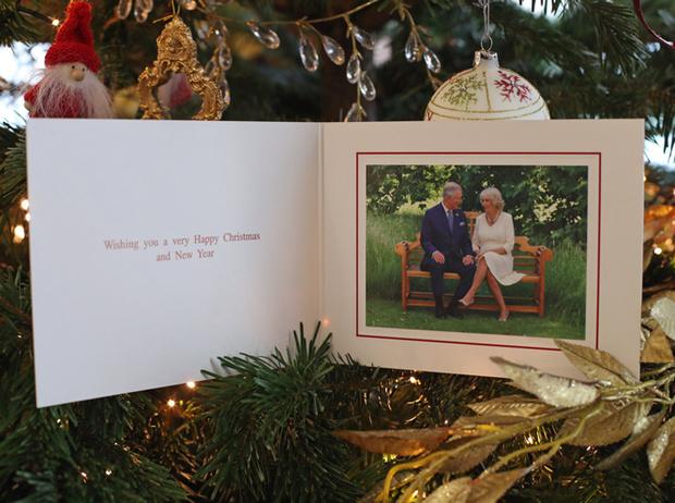 Фото №11 - Самые удачные (и долгожданные) рождественские королевские открытки 2018 года