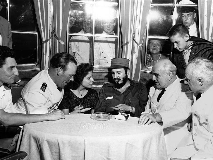 Фото №4 - Концлагерь, шпионаж, похищение ребенка: как жила любовница Фиделя Кастро
