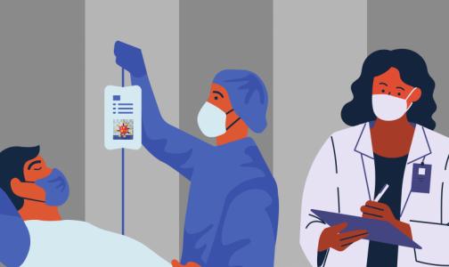 Фото №1 - В столице испытают уникальный антикоронавирусный препарат из плазмы москвичей