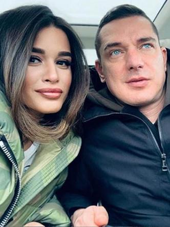 Ксения Бородина с мужем фото