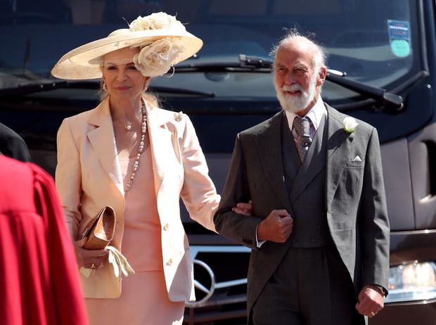 Фото №18 - Виндзорская нахалка: гордость и предубеждение принцессы Майкл Кентской