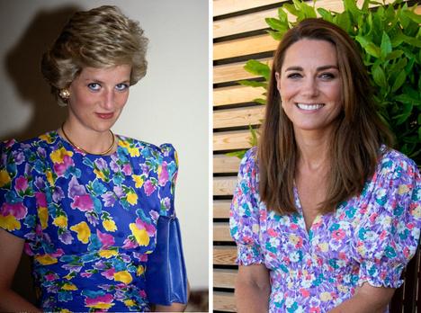 Главный модный урок Дианы, который Кейт выучила на «отлично»
