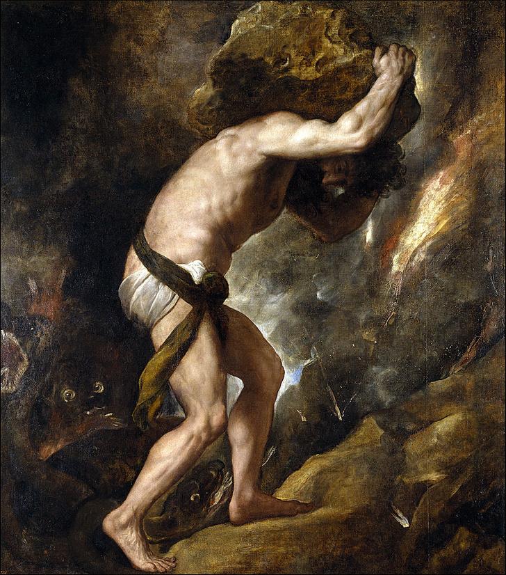 Фото №1 - Почему толкать тяжесть в гору труднее, чем тянуть?