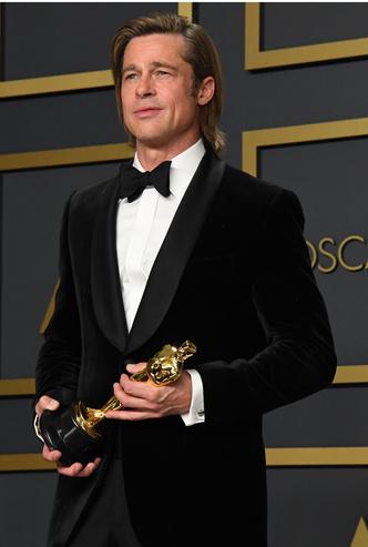 Фото №1 - От Брэда Питта до Рене Зеллвегер: все победители «Оскара-2020»