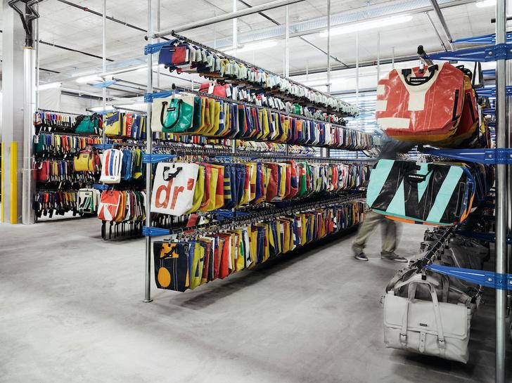 Фото №5 - Скейтборды из рыболовных сетей, мебель из нейлона и еще 12 объектов из переработанного пластика
