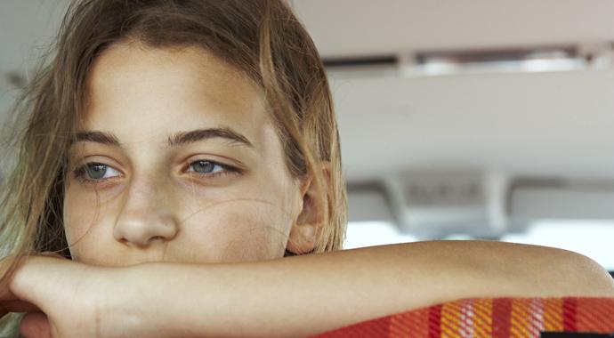 Как помочь дочери пережить расставание