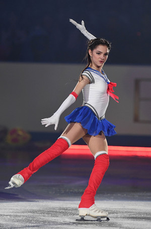 Фото №7 - Евгения Медведева: «Люди в большом спорте всегда одиночки»