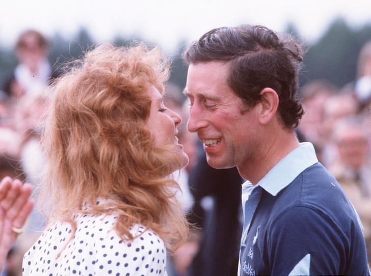 Фото №1 - Шутка не удалась: как Сара Фергюсон разозлила принца Чарльза