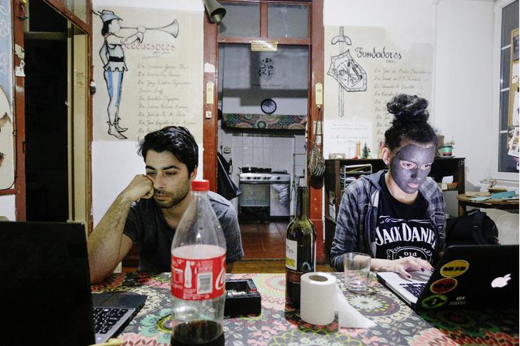 Фото №11 - Территория утопии: жизнь международных студенческих коммун-республик
