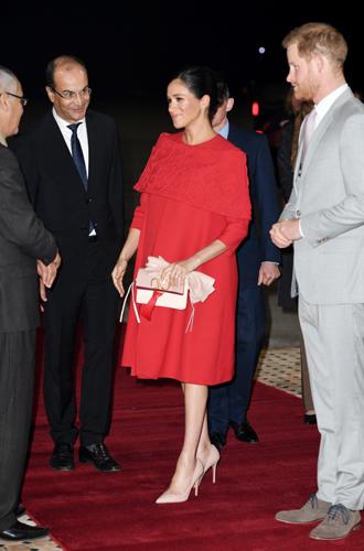 Фото №14 - Стильная беременность Меган Маркл: главные модные предпочтения герцогини