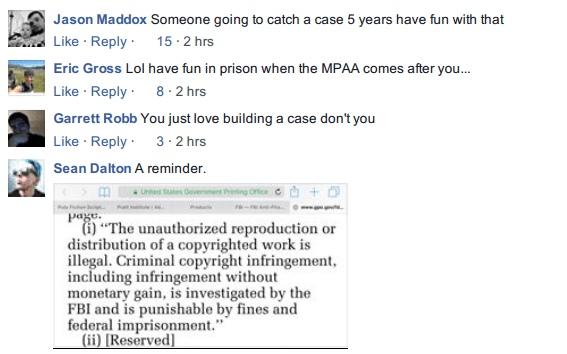 Фото №1 - Американца хотят посадить в тюрьму из-за «Дэдпула»