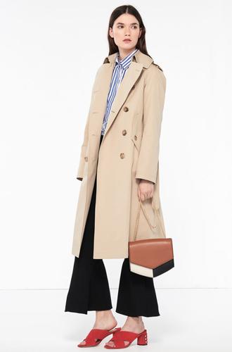 Фото №5 - Тренды весны в новой коллекции сумок и обуви Sandro SS17