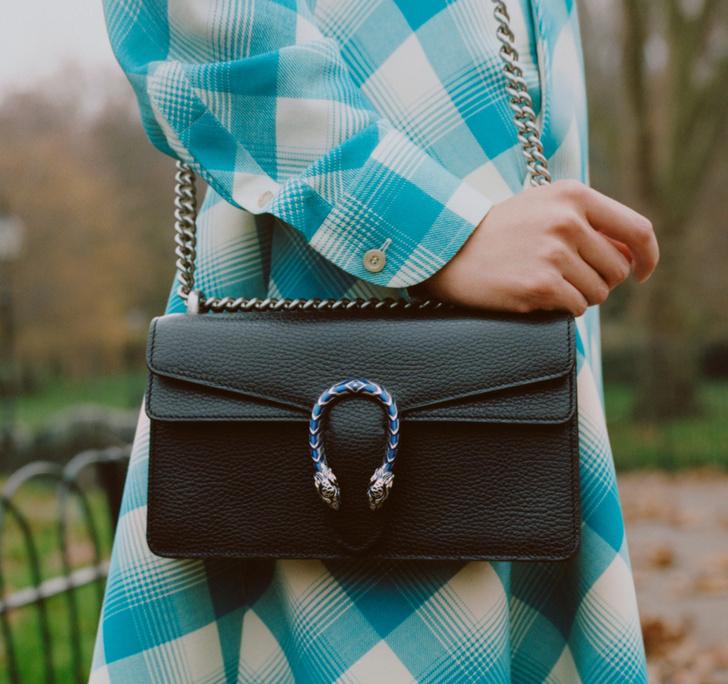 Фото №3 - Виртуальная сумка Gucci продана почти в два раза дороже, чем реальная