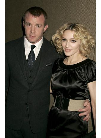 Мадонна и Гай Ричи: фото