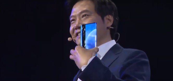 Фото №2 - Xiaomi представила смартфон Mi Mix Alpha, почти полностью состоящий из дисплея