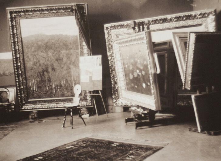 Фото №7 - Дом-мастерскую Левитана купила галерея Ovcharenko