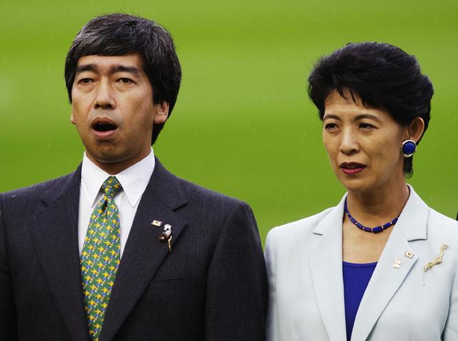 Фото №2 - Кто такая японская принцесса Хисако Такамадо (и почему она болеет за футбол)