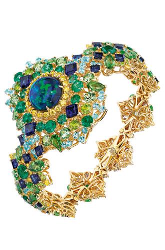 Фото №8 - Философский камень: опал в новой коллекции Dior et d'Opales