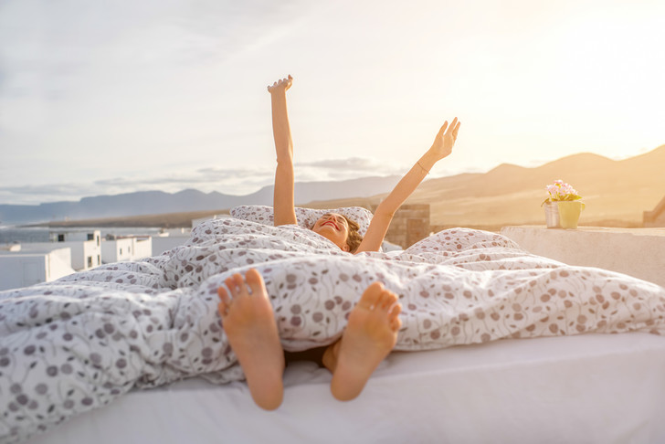 Фото №1 - Ученые вычислили, в какой день недели лучше спится