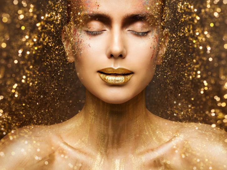 Фото №2 - Спарклинг: макияж, который заставит ваши глаза сиять (и днем, и вечером)