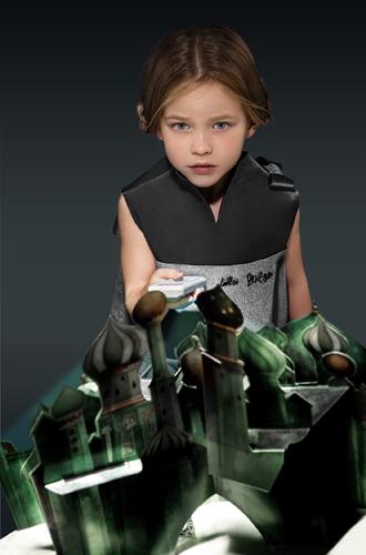 Фото №2 - Профессии будущего: выставка «От эскиза на бумаге до космолета»