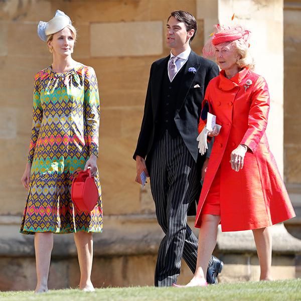 Фото №2 - Почему герцогиня Меган не станет крестной принца Луи