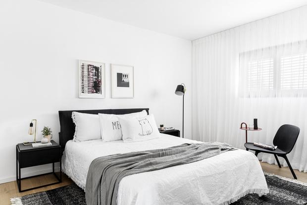 Фото №7 - Монохромная квартира 110 м² в Тель-Авиве