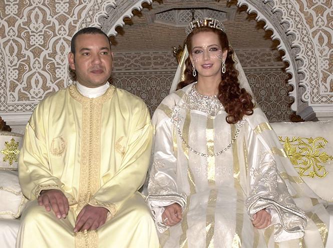 Фото №2 - «Исчезнувшая» принцесса Лалла Сальма вернулась к королевским обязанностям