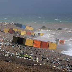 Фото №2 - Крушение у берегов Англии