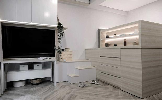 Фото №5 - Монохромная квартира 27 м² в Джакарте