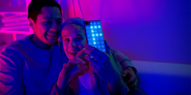 Фото №2 - Вещь дня: смартфон Alcatel A5 LED