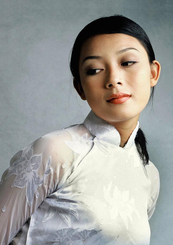 Фото №1 - Мисс мира: Вьетнам. Шелковый кокон