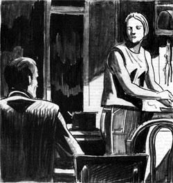 Фото №3 - Май Шевалль, Пер Вале. Запертая комната