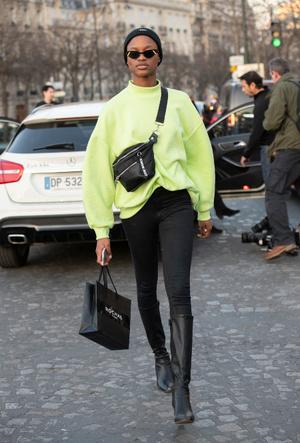 Фото №12 - С чем носить джинсы скинни сегодня: модные советы и удачные сочетания