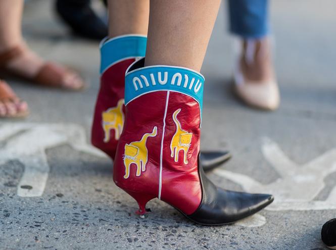 Фото №2 - Полный гид по самой модной обуви осеннего сезона 2018
