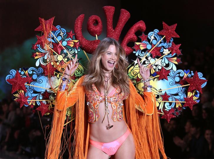 Фото №1 - Бехати Принслу: стать «ангелом» Victoria's Secret – венец карьеры модели