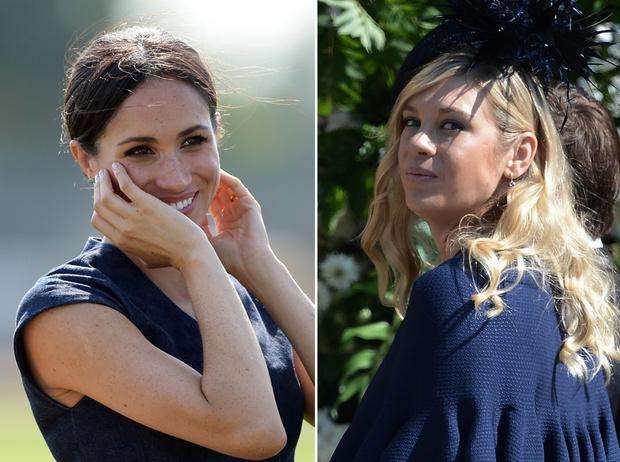 Фото №1 - Что связывает Меган Маркл с Челси Дейви (не только принц Гарри)