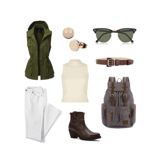 Фото №4 - Что носить в марте: 5 модных образов в стиле «Звездных Войн»