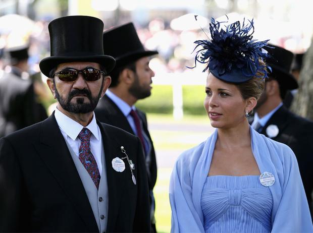 Фото №1 - Что известно о предстоящем разводе эмира Дубая и его сбежавшей жены