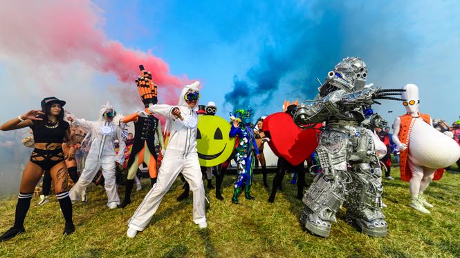 Фото №45 - Alfa Future People: все, что нужно знать о самом модном фестивале электронной музыки в России