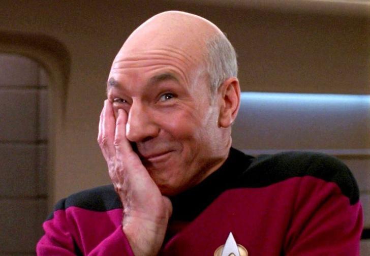 Фото №1 - Космические силы США заподозрены в краже эмблемы из сериала Star Trek. Военные оправдываются, что придумали ее первыми
