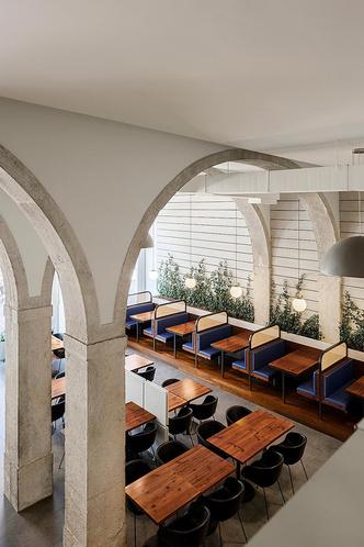 Фото №5 - Ресторан Marco в Лиссабоне