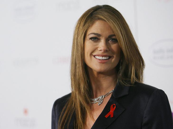 Фото №1 - Кэти Айрленд: из супермоделей в бизнес-леди из списка Forbes