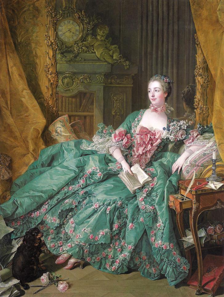Фото №2 - Удивительные сексуальные нравы Галантного века во Франции